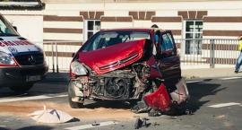Groźny wypadek w Kowarach