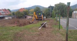 W Piechowicach powstaje nowe boisko