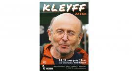 Jacek Kleyff jesienią w Jeleniej Górze
