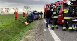 Śmiertelny wypadek na drodze Jelenia Góra - Wrocław