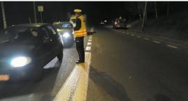 Kierowca pod wpływem alkoholu przewoził pasażerów do Niemiec.
