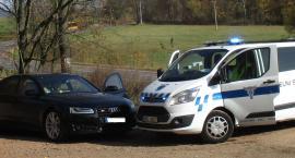 Czescy celnicy zatrzymali Polaka i kradziony w Niemczech samochód