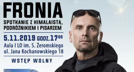 Spotkanie z Rafałem Fronią