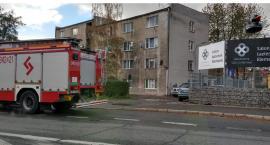Interwencja strażaków na Grunwaldzkiej. Nie żyją dwie osoby
