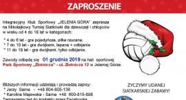 Siatkarskie Mikołajki