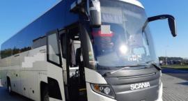Autobus z fikcyjnymi przegladami technicznymi