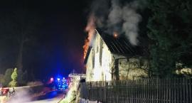 Pożar w Karpnikach