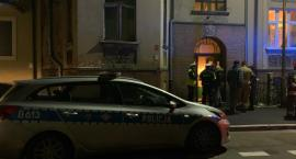 Wyciek gazu na Zamenhofa. Ewakuowano mieszkańców.