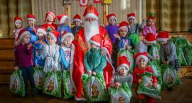 Mikołaj odwiedził dzieci z Piechowic