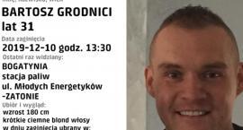 Zaginął Bartosz Grodnici. Rodzina prosi o pomoc.