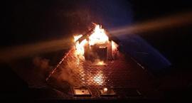 Pożar w Uboczu