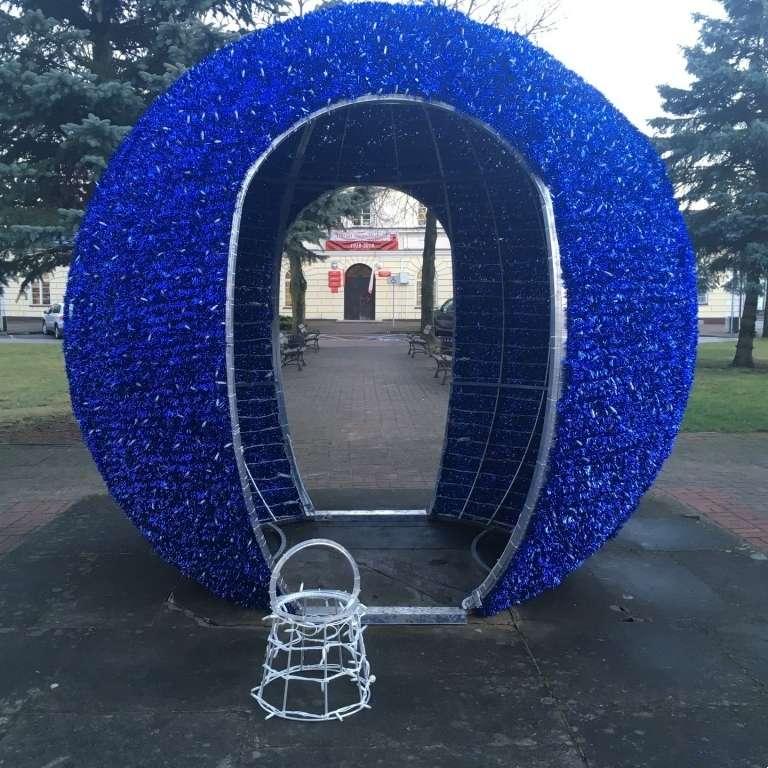 Święta, Dekoracja świąteczna - zdjęcie, fotografia