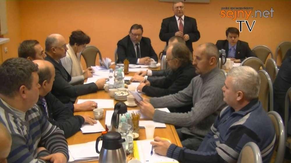 Rada Miasta Sejny, Nowalski przeprosi radnych - zdjęcie, fotografia