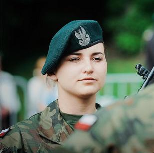 Biznes i Praca, Wojsko zaprasza swoje szeregi - zdjęcie, fotografia