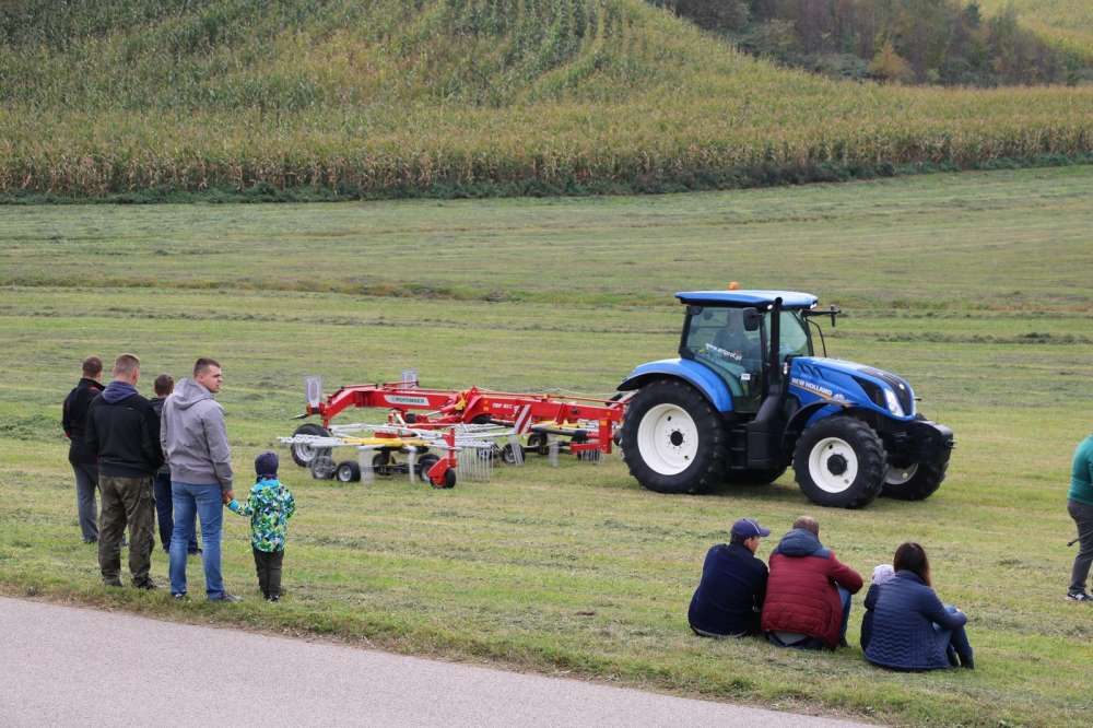 Rolnictwo, Dzień Kukurydzy - zdjęcie, fotografia