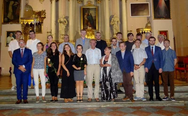 Relacje , Międzynarodowy Festiwal Organowy Młodych - zdjęcie, fotografia