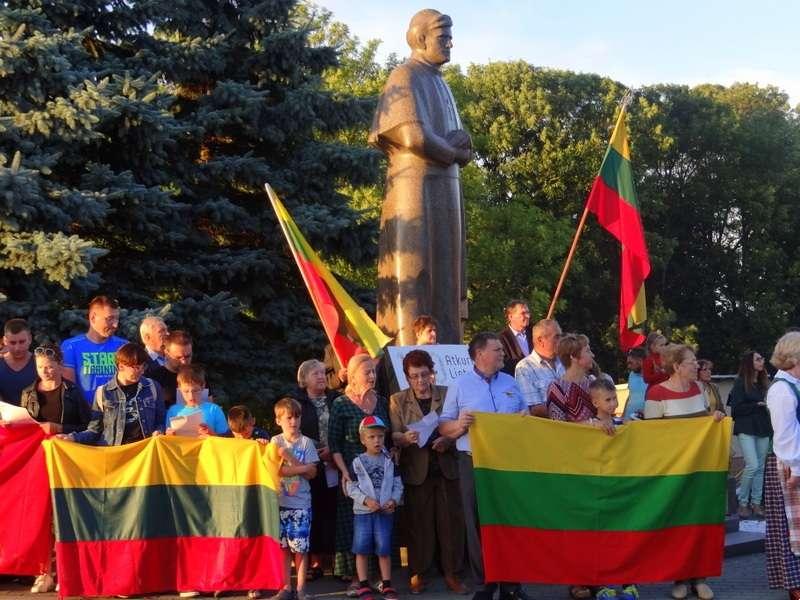 Relacje , Dzień Koronacji Króla Litwy Mendoga - zdjęcie, fotografia