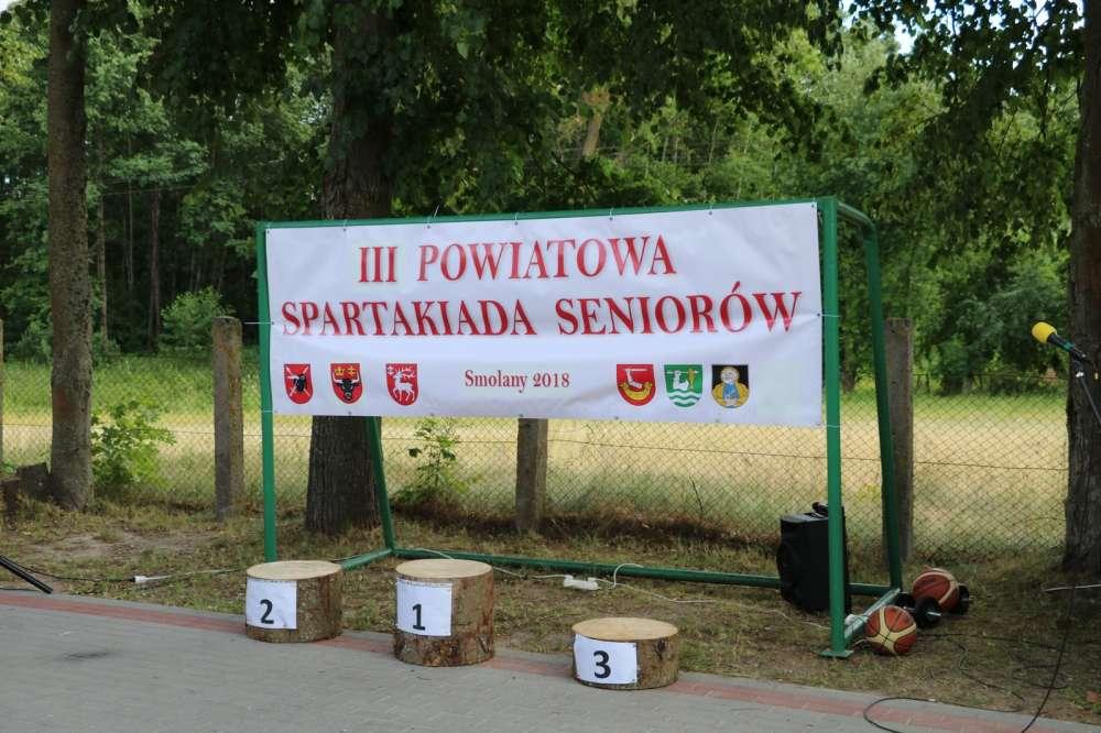 Uniwersytet Trzciego Wieku, Seniorzy, Spartakiada seniorów - zdjęcie, fotografia