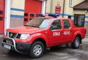 Interwencje straży i pożary, Strażacy zastąpili Pogotowie - zdjęcie, fotografia