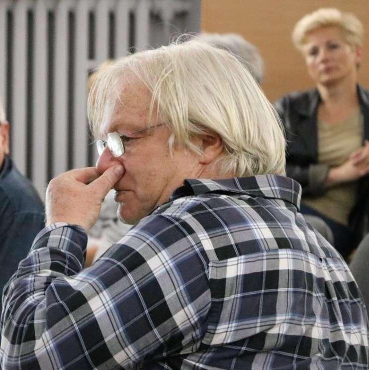 Relacje , Spotkanie Lechem Mankiewiczem - zdjęcie, fotografia