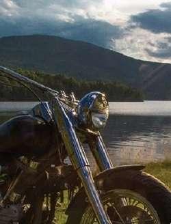 Wydarzenia kulturalne, Rozpoczęcie sezonu motocyklowego - zdjęcie, fotografia