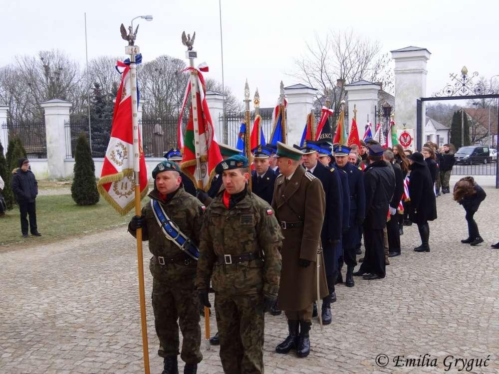 Uroczystości Obchody, rocznica wywózek Sybir - zdjęcie, fotografia