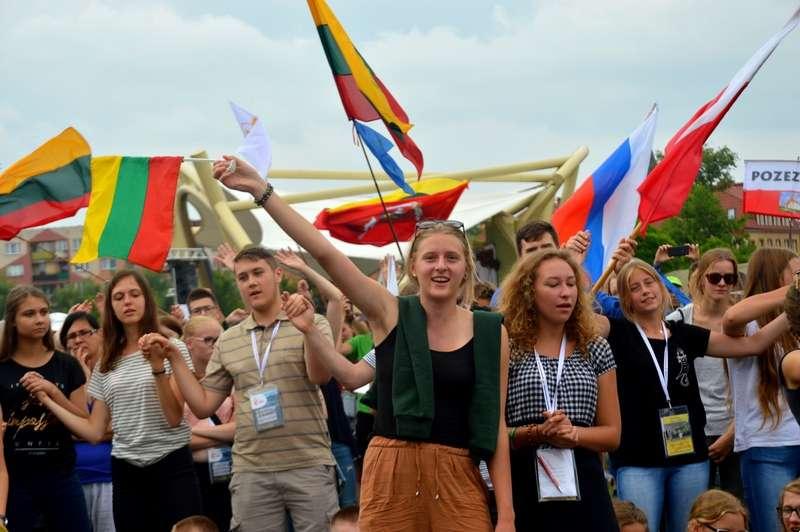 Biznes i Praca, Światowe Młodzieży - zdjęcie, fotografia