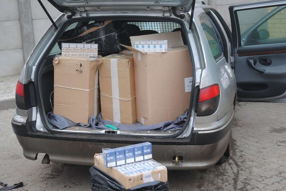 Biznes i Praca, Papierosy 135tys - zdjęcie, fotografia
