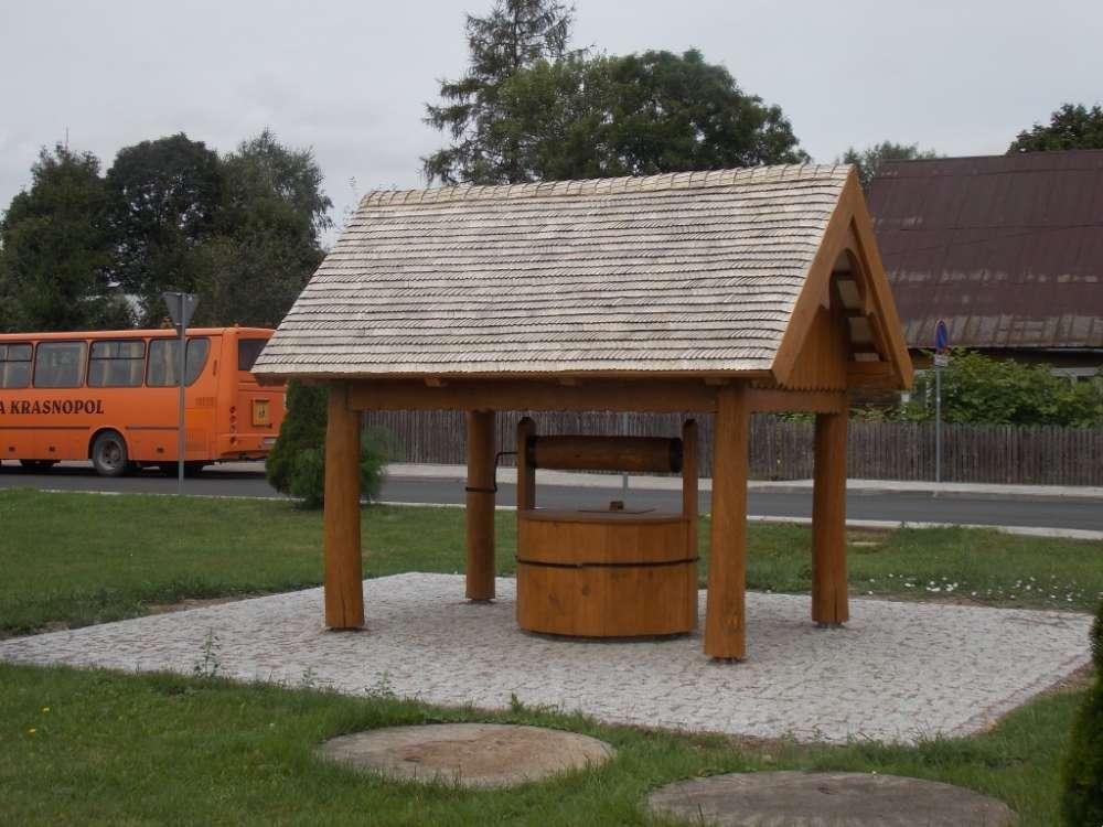 Biznes i Praca, Studnia Krasnopolu - zdjęcie, fotografia