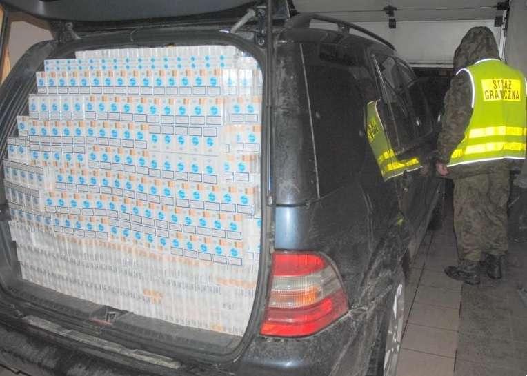 Biznes i Praca, Sukces Straży Granicznej - zdjęcie, fotografia