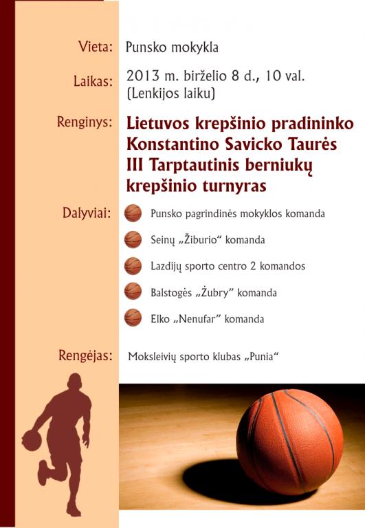 Biznes i Praca, Turniej koszykówki - zdjęcie, fotografia