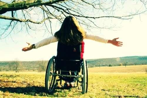 Biznes i Praca, Dzień Otwarty Osób Niepełnosprawnych - zdjęcie, fotografia