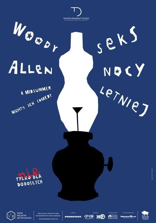 Biznes i Praca, Woody Allen Węgierce - zdjęcie, fotografia