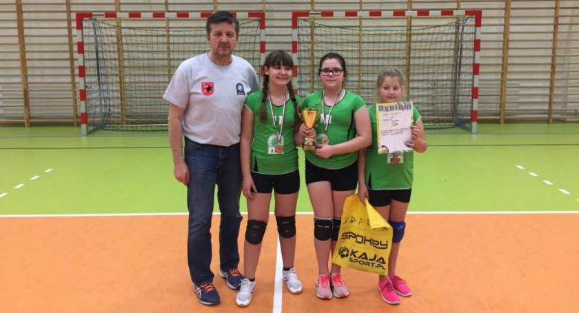 Siatkówka, Turniej minisiatkówki Gibach - zdjęcie, fotografia