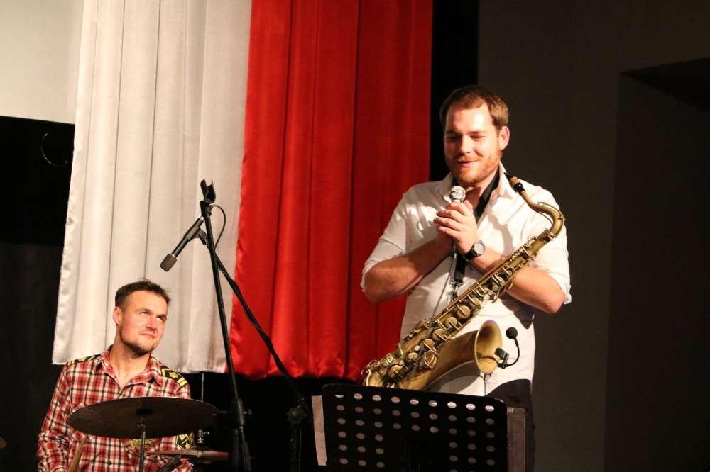 Relacje , Marek Konarski Folks koncert - zdjęcie, fotografia