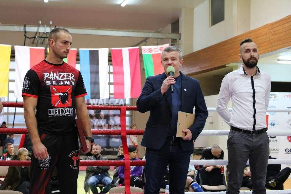 Kickboxing, Turniej Baltic otwarty - zdjęcie, fotografia