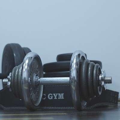 Inne sporty, Zaproszenie siłownię - zdjęcie, fotografia