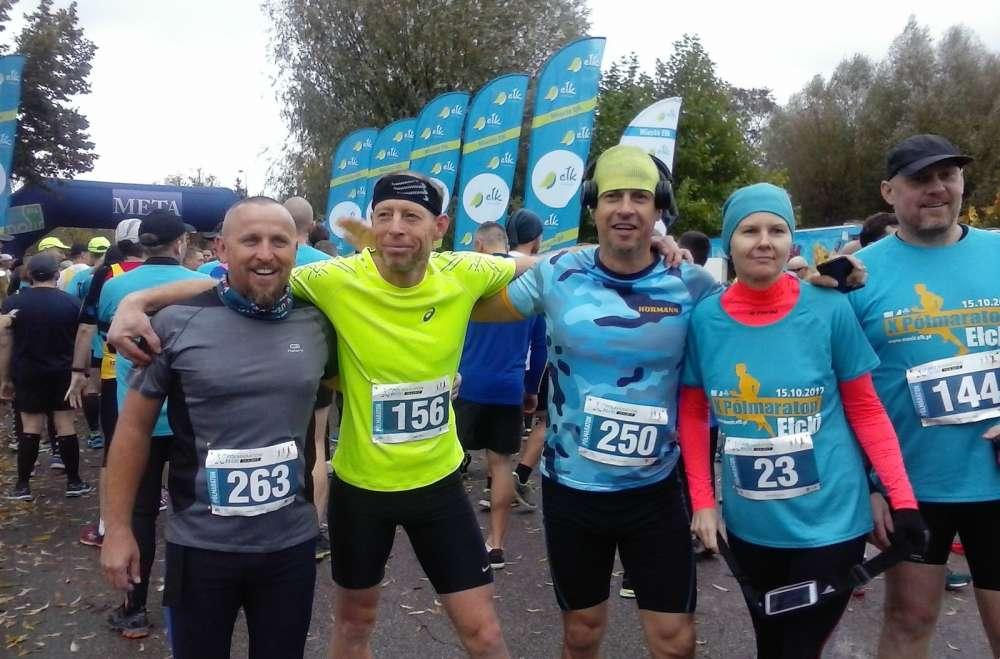 Artykuł sponsorowany, półmaraton Ełcki - zdjęcie, fotografia