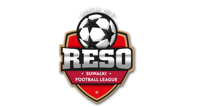 Piłka nożna, Suwałki Football League kolejkach - zdjęcie, fotografia