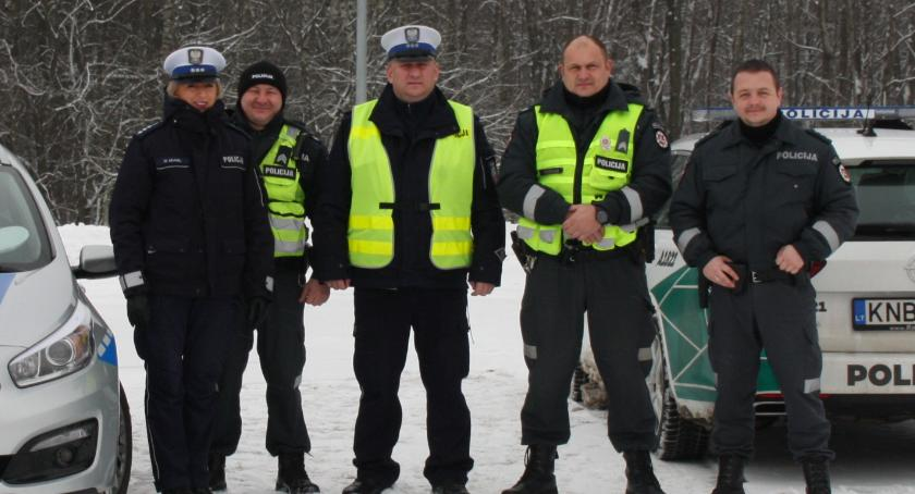 Wydarzenia, Mieszane patrole ocenione pozytywnie - zdjęcie, fotografia
