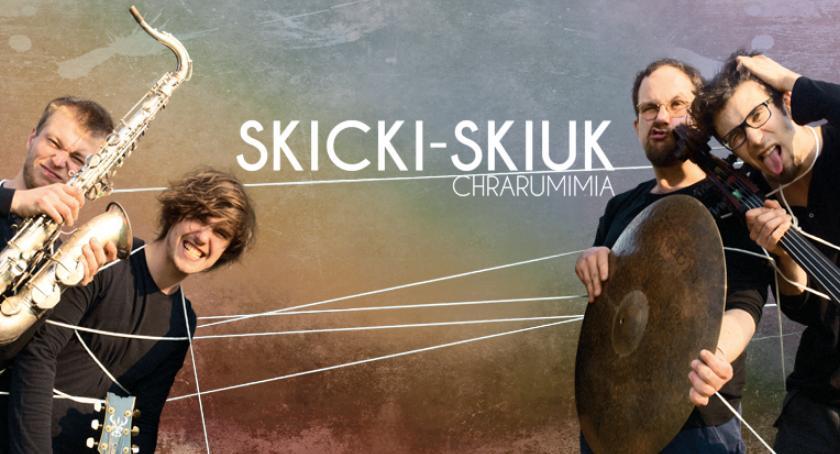 Muzyka Koncerty, Koncert SKICKI SKIUK Szlagowska Babyszka - zdjęcie, fotografia