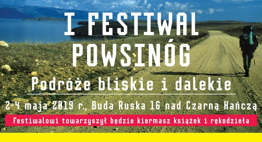 Wernisaże i spotkania, Festiwal Powsinóg Budzie Ruskiej - zdjęcie, fotografia