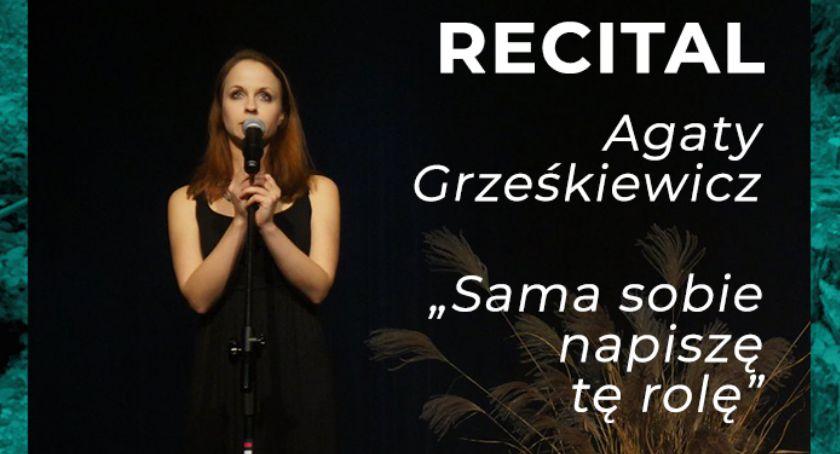Muzyka Koncerty, Agata Grześkiewicz koncercie Dzień Matki sobie napiszę rolę - zdjęcie, fotografia