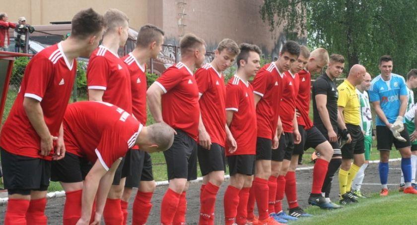 Piłka nożna, Pomorzanka Sejny Puszcza Hajnówka - zdjęcie, fotografia