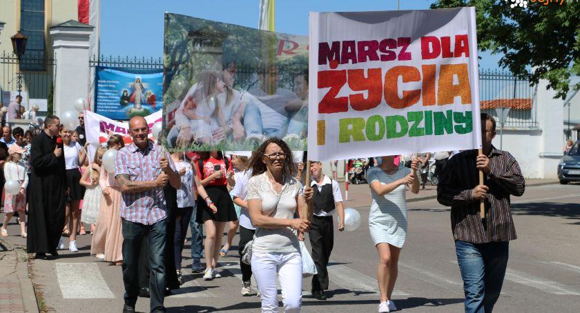 Wydarzenia, Marsz życia rodziny (foto) - zdjęcie, fotografia