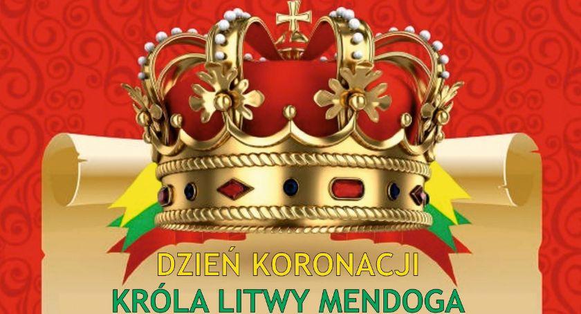 Muzyka Koncerty, Dzień Koronacji Króla Litwy Mendoga (zapowiedź) - zdjęcie, fotografia