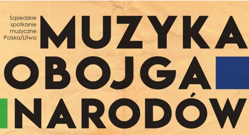 Muzyka Koncerty, Muzyka Obojga Narodów Svaja Suzia - zdjęcie, fotografia