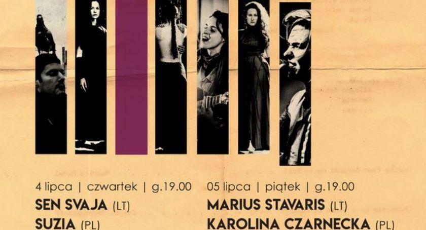 Muzyka Koncerty, Muzyka Obojga Narodów Marius Stavaris Karolina Czarnecka - zdjęcie, fotografia