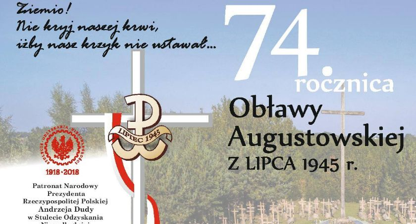 Wydarzenia, Obchody rocznicy Obławy Augustowskiej (zapowiedź) - zdjęcie, fotografia