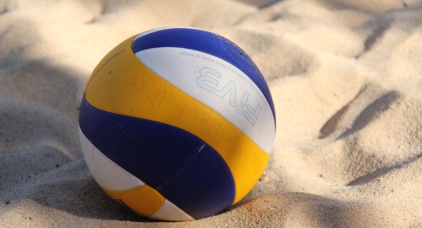 Siatkówka, Turniej siatkowej piłki plażowej Sumowie (zapowiedź) - zdjęcie, fotografia